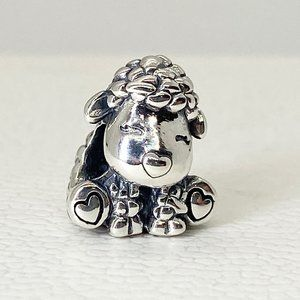 New Pandora Charm Sterling Silver Patti The Sheep